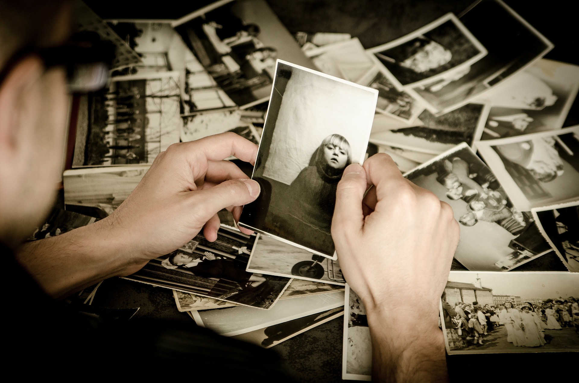 photographs are memories